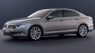 2016 VW Passat LIMOUSINE INTERIOR Exterior VW Passat USA Commercial CARJAM TV 4K 2015