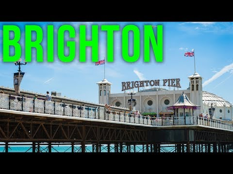 Places To Live In The UK - Brighton, East Sussex, England