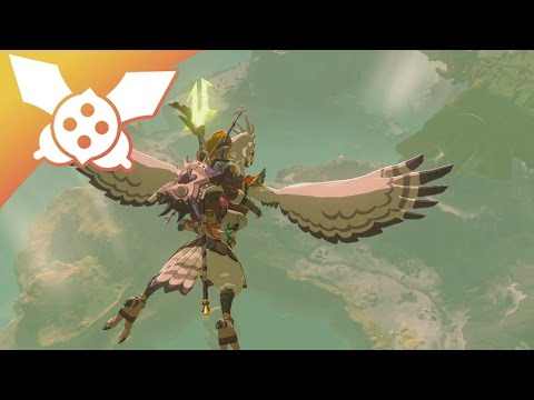 [LP] The Legend of Zelda: Breath of the Wild #22 : À l'assaut contre Vah Medoh