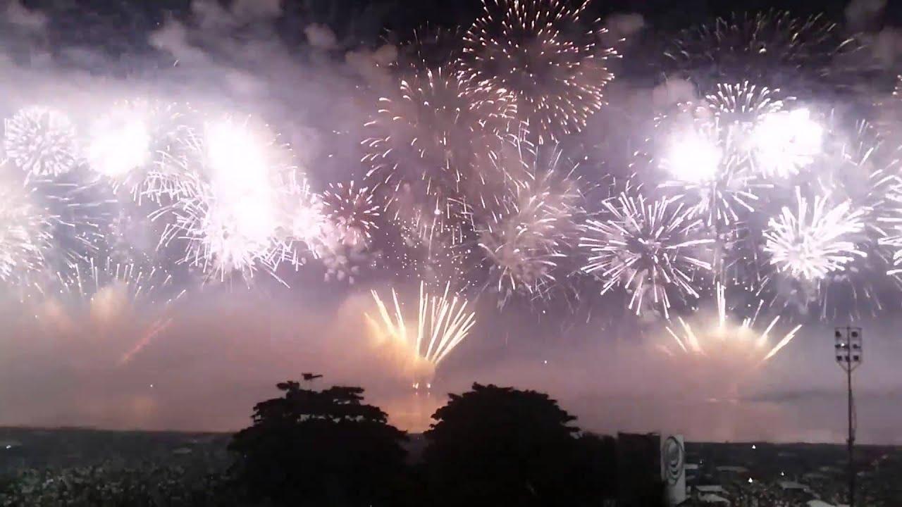 Happy New Year, Reveillon, Rio/ Copa/ 2016