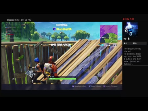 asapXbear's Live PS4 Broadcast