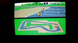 "SMK SNES MC1 Mario Circuit 1 1Lap 11""80 NBT PAL Time Trial Super Mario Kart - kepl3r"