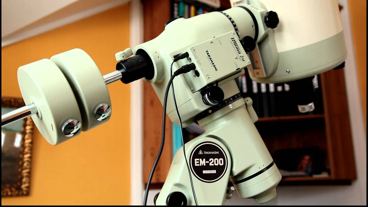 Takahashi Telescope Em-200 Mount