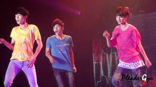 [Full Fancam] 110817 INSPRIT 1…