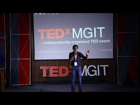 Passion with Compassion-All you need for success | Priyadarshi Pullikonda | TEDxMGIT
