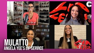 Angela Yee's Lip Service feat. Mulatto