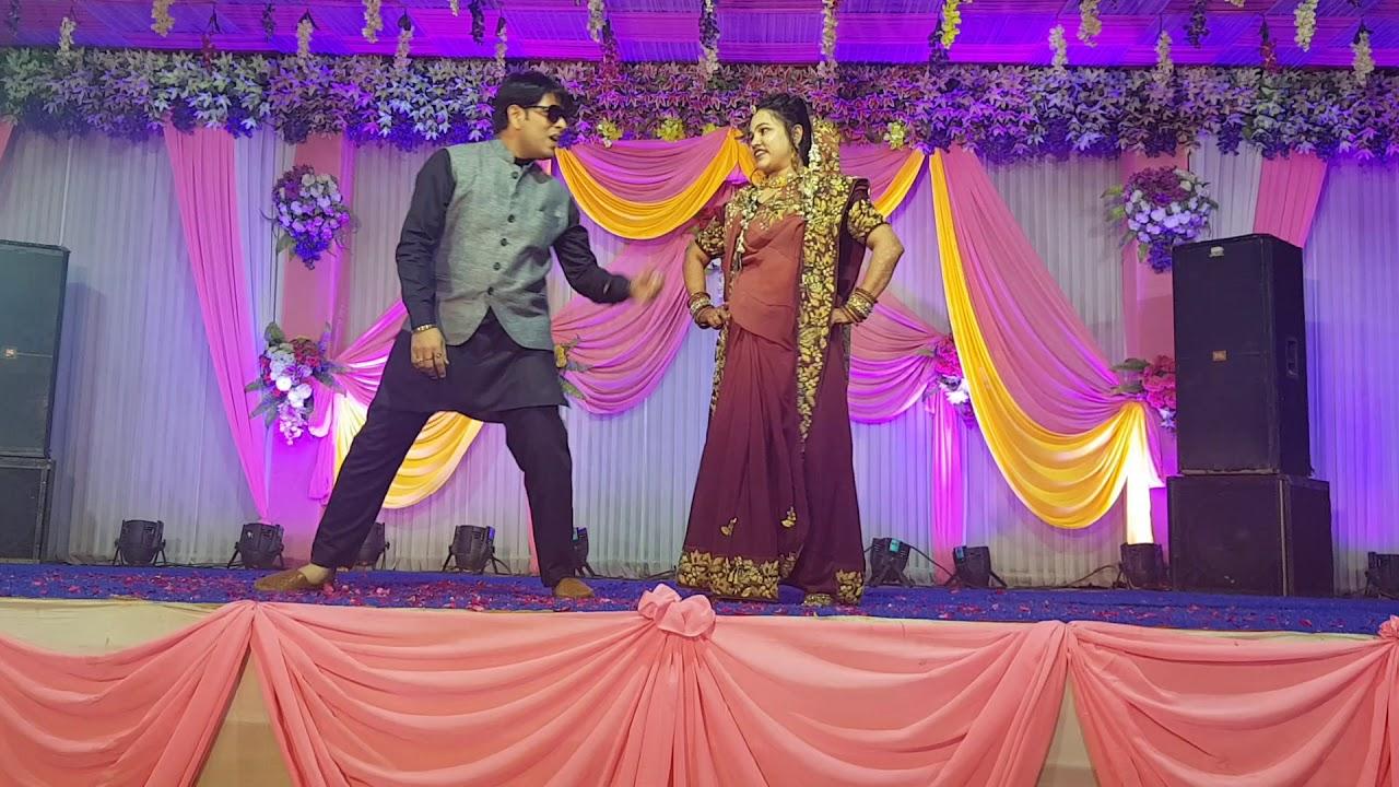 2018 wedding couple dance on Ban ja tu meri rani and Gerua (Anshu ...