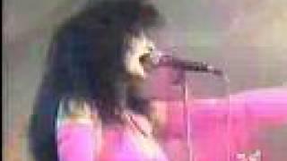 Alaska y Dinarama - Quiero ser santa (en directo - tve 1989)