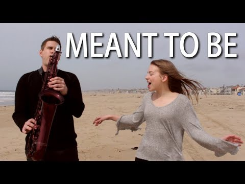 Meant To Be - Bebe Rexha feat. Florida Georgia Line - BriansThing & Anne Reburn