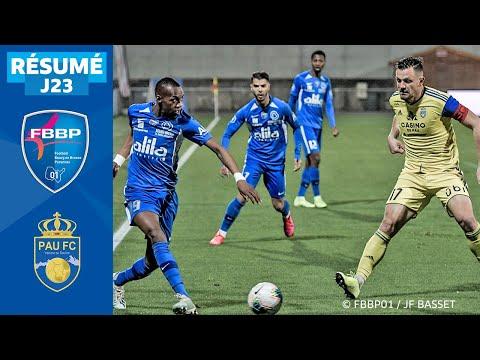 Bourg en Bresse Pau Goals And Highlights