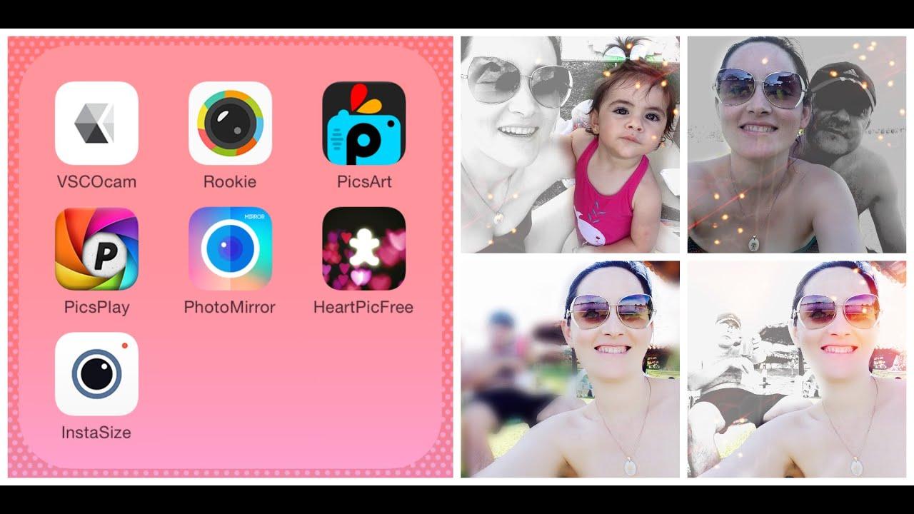 Picsart App Como Desfocar Foto Como Colorir Foto Pretobranco