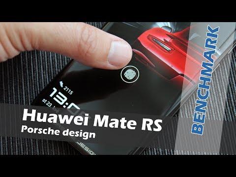 Huawei Mate RS Porsche Design: AnTuTu Benchmark test