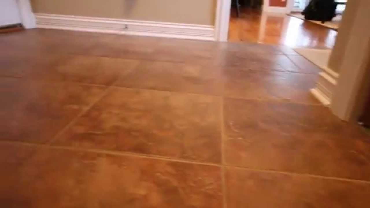 Advantages Of Porcelain Tile Porcelain Tile Vs Ceramic Tile Youtube