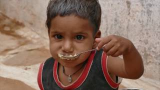 Poshan project: Treating severely malnourished children in rural Rajasthan, India