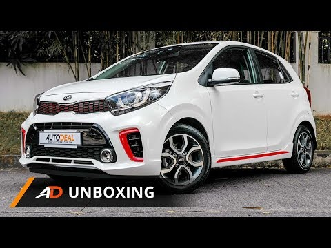 2018 Kia Picanto 1.2 GT-Line AT   - AutoDeal Unboxing