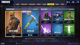 *NINJA & T POSE ARE BACK!* Fortnite Daily Item Shop Reset Update 10/17/18