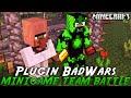 Minecraft Plugin Tutorial BedWars - MINIGAME TEAM BATTLE