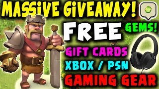 How To Get Free Xbox Live/PSN Gift Cards! (FREE iTunes, Amazon, Steam, LoL Gift Codes Method 2016)