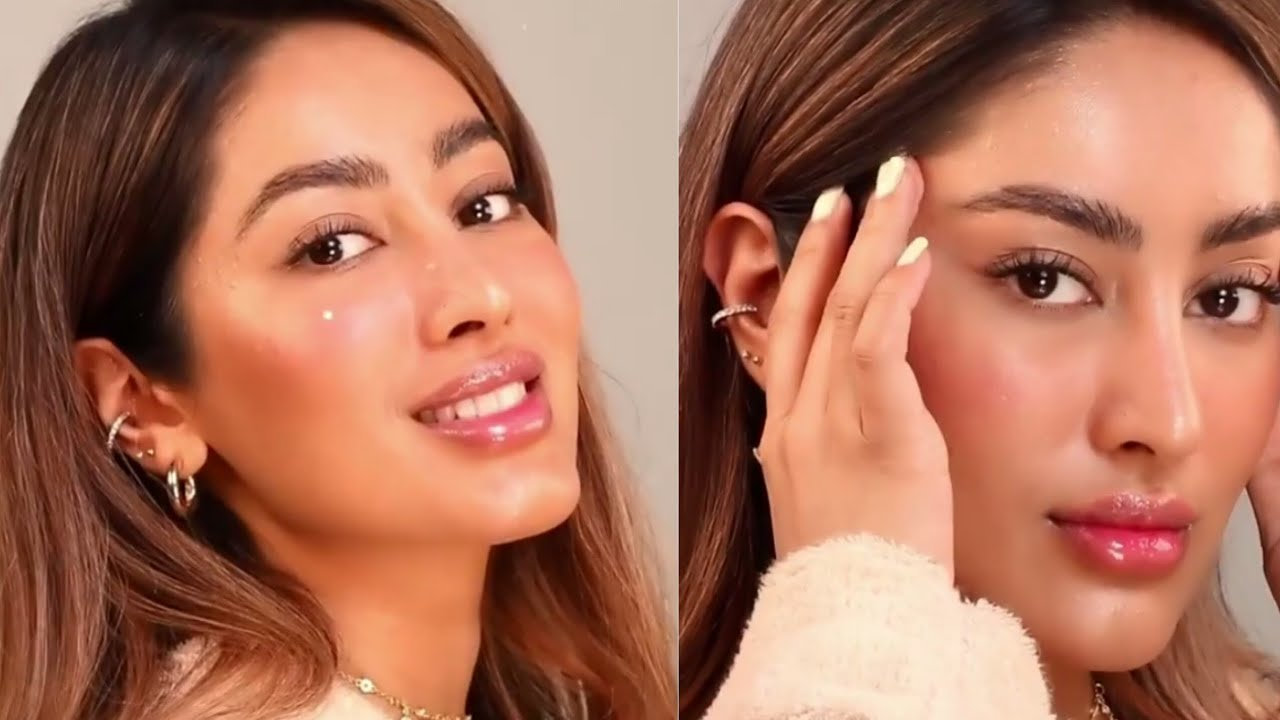 'No Makeup ' Makeup Look