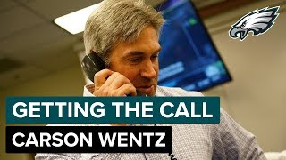 Carson Wentz Phone Call