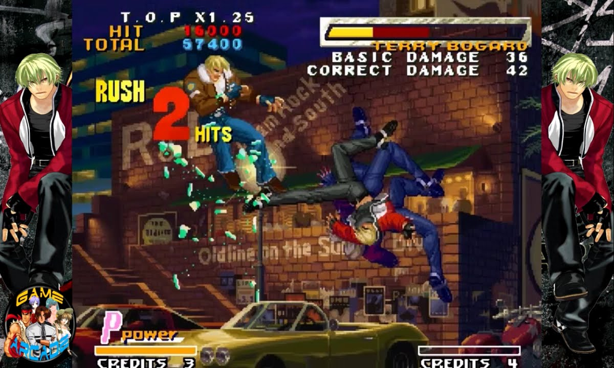 Garou Mark Of The Wolves Combos Rock Howard Youtube I really wanted to do something other than another goddamn anime girl, so i decided to do. garou mark of the wolves combos rock howard