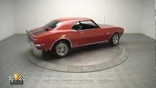 132973 / 1968 Chevrolet Camaro Z/28