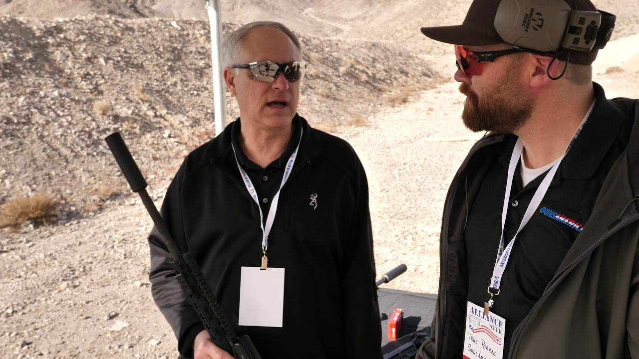 3D-Printed Suppressors from Thermal Defense Suppressor - SHOT Show 2019