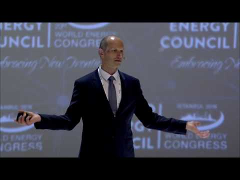 Technology innovation frontiers / Day 2 World Energy Congress Istanbul 2016
