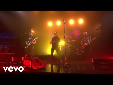 U2 - You're The Best Thing About Me (Live On The Tonight Show Starring Jimmy Fallon 2017)