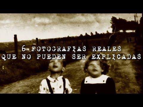 6 Fotografías reales que no pueden ser explicadas