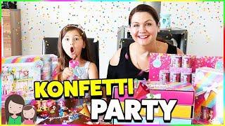 Wir laden SPIELZEUGTESTER und LULU & LEON ein 😍 Party Pop Teenies