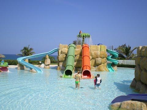 Grand Palladium Lady Hamilton Resort Tour Pool Tour Hotel Room Tour Lucea Jamaica