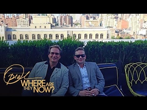 Rex Smith on Meeting the Son He Never Knew He Had | Where Are They Now | Oprah Winfrey Network