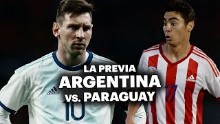 ARGENTINA vs. PARAGUAY | en VIVO por TyC Sports