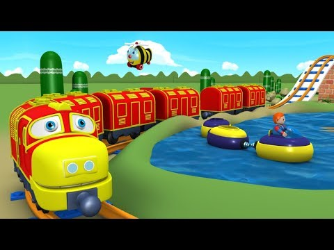 Thomas and Friends - Toy Factory Train - Toy Train - kids vi
