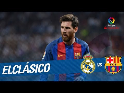 El Clasico - TOP Combination Play Goals 2006 - 2017