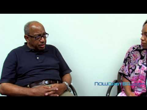 Kayla Wilson interviews Fred Williams about Julian Bond