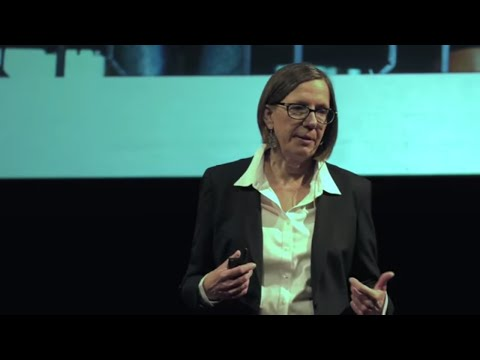 Gender-Based Violence: It's a Workplace Issue | Barbara MacQuarrie | TEDxWesternU