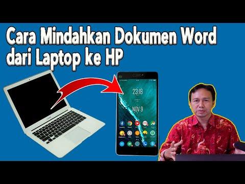 Cara Memindahkan File Dari HP Ke Laptop Komputer Dengan Kabel Data atau sebaliknya cara memindahkan .