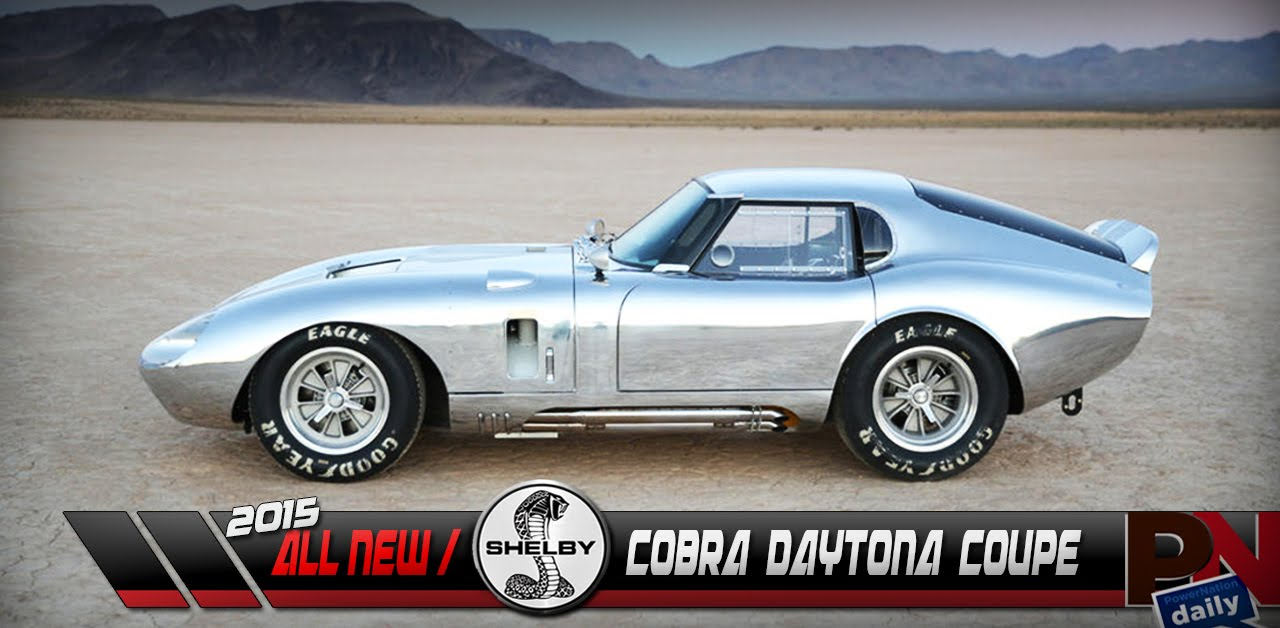 Aluminum Shelby Cobra Daytona Coupe Hacking Cars Is Real Top  Fast Fails Powernation Daily Youtube