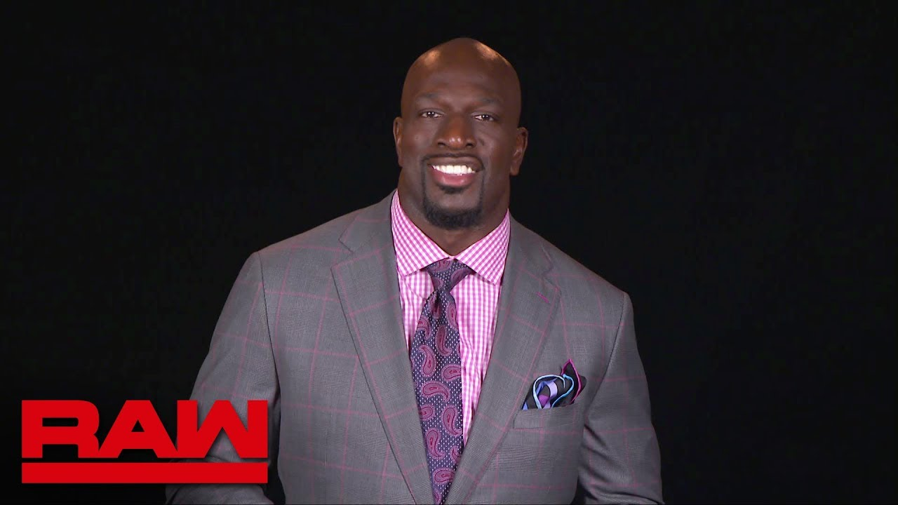 Titus O'Neil declares for the 30-Man Royal Rumble Match: Raw, Jan. 21, 2019