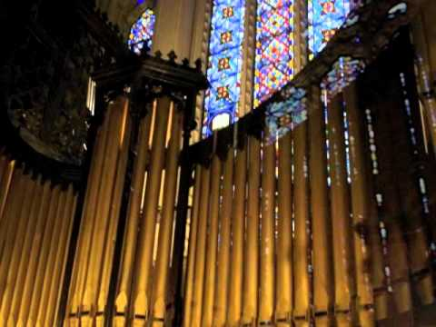Rafael Ferreyra plays J. Stanley at 1882 Forster & Andrews organ- First Meth Church-Buenos Aires