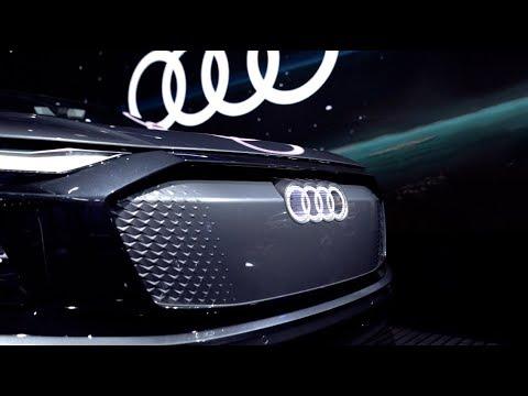 🚗🔋 Audi e-tron ve španělské Marbelle a setkání s Philem Schillerem [4K]