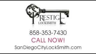 Locksmith in San Diego - Prestige Locksmith 858-353-7430