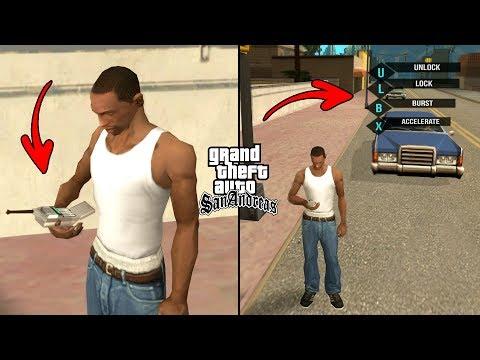 Secret Hacker In GTA San Andreas! (Hacking Cars, People, Trains)