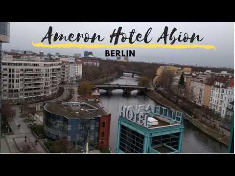 Ameron Hotel Abion Spreebogen Waterside Berlin | Feb 2020 | Interior Design & Buffet Breakfast