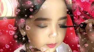 Tutorial Make Up Simple Untuk Anak Kecil -  Beauty Make Up