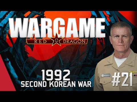 Wargame: Red Dragon Campaign - Second Korean War (1992) #21