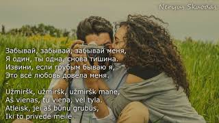 Download RASA - Забери меня [JVSTIN Remix] [lyrics-RU/LT] Mp3 and Videos