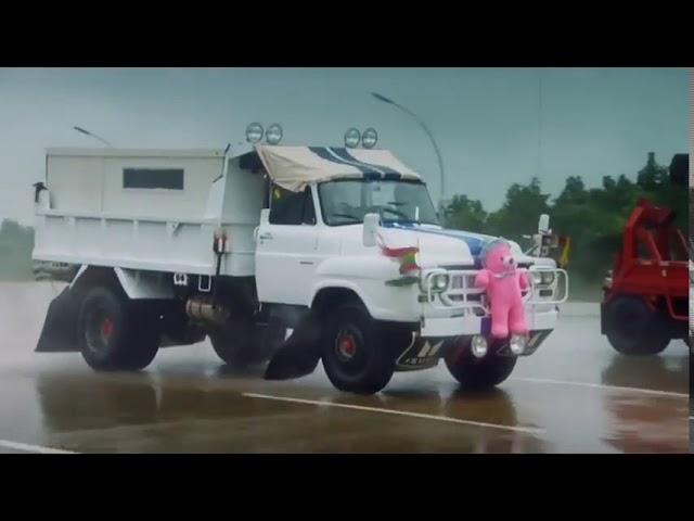 Топ гир спецвыпуски на грузовиках #11